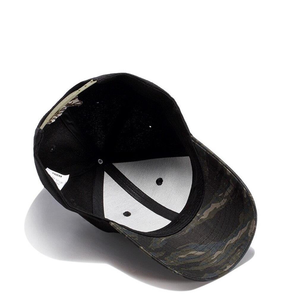 Casquette Rasta  Ganja Militaire (Baseball)