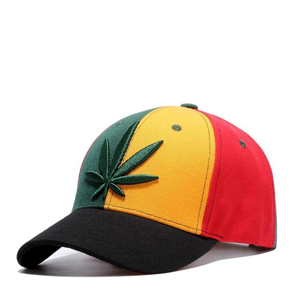 Casquette Rasta  Reggae (Baseball)