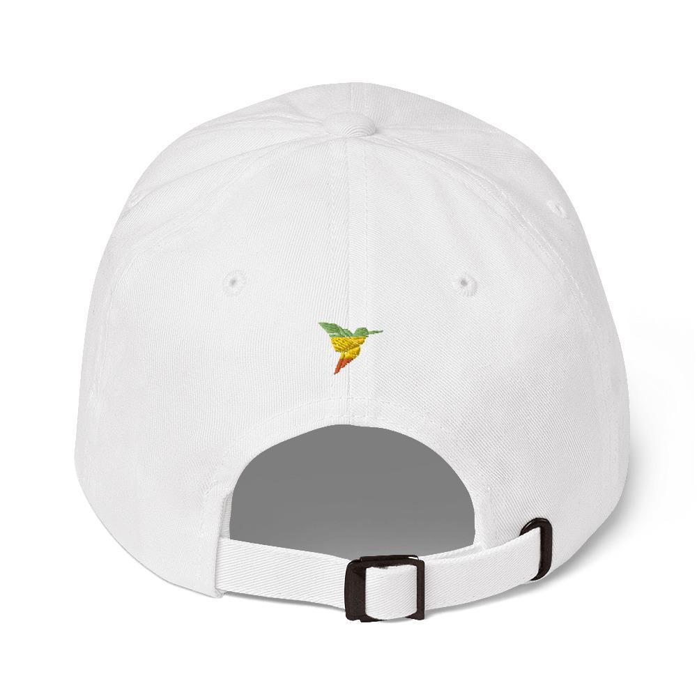 Casquette Rasta  Cœur Tricolore (Baseball)