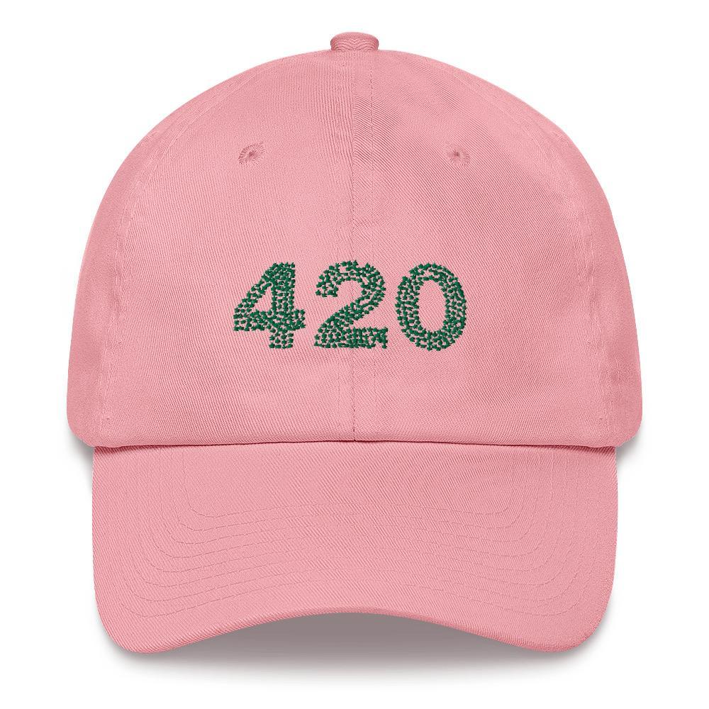 Casquette Rasta  420 (Baseball)