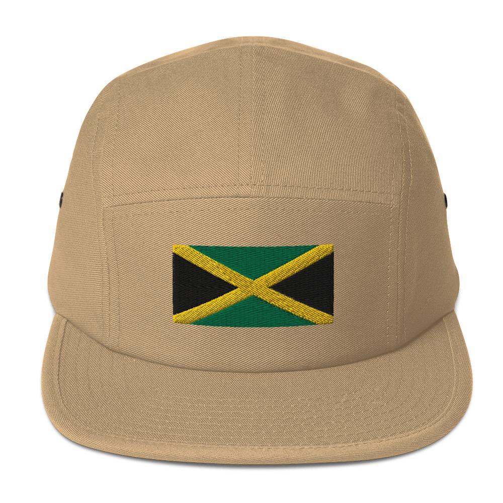 Casquette Rasta  Jamaïque (Camper)