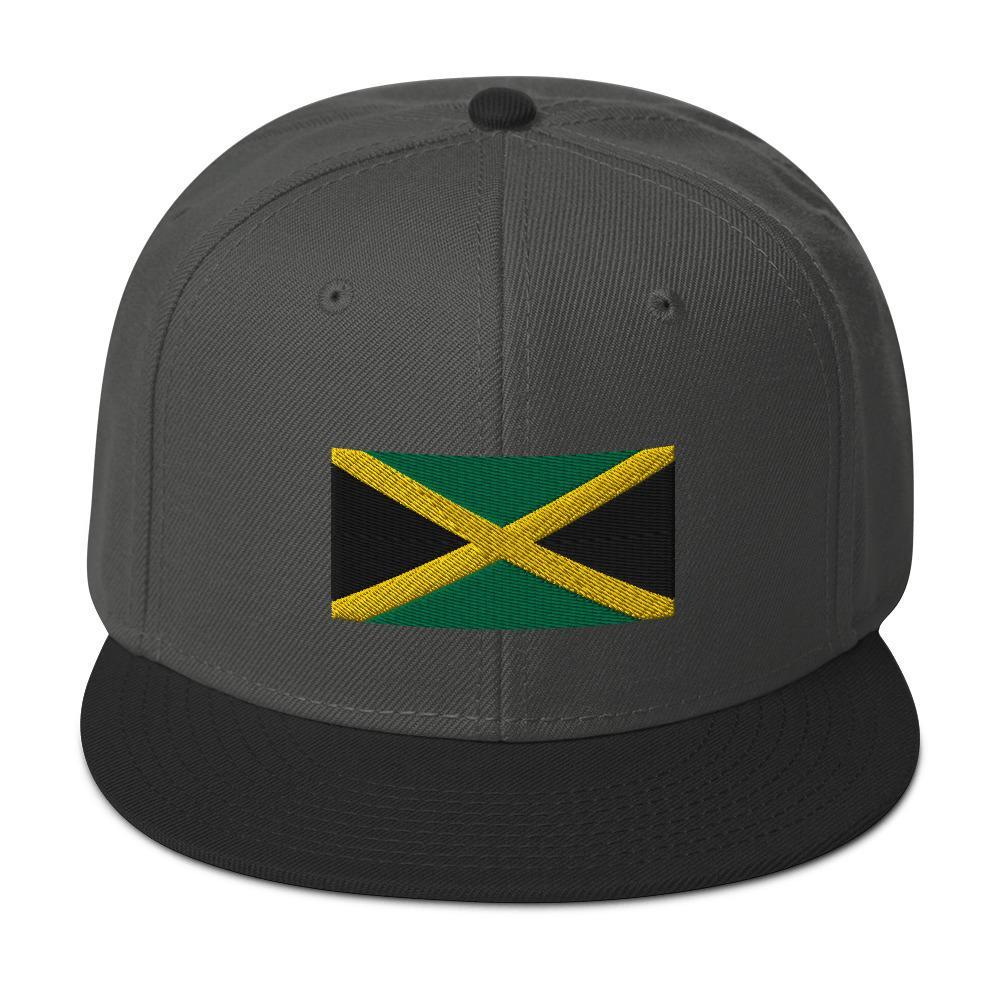 Casquette Rasta  Reggae Jamaïque (Snapback)