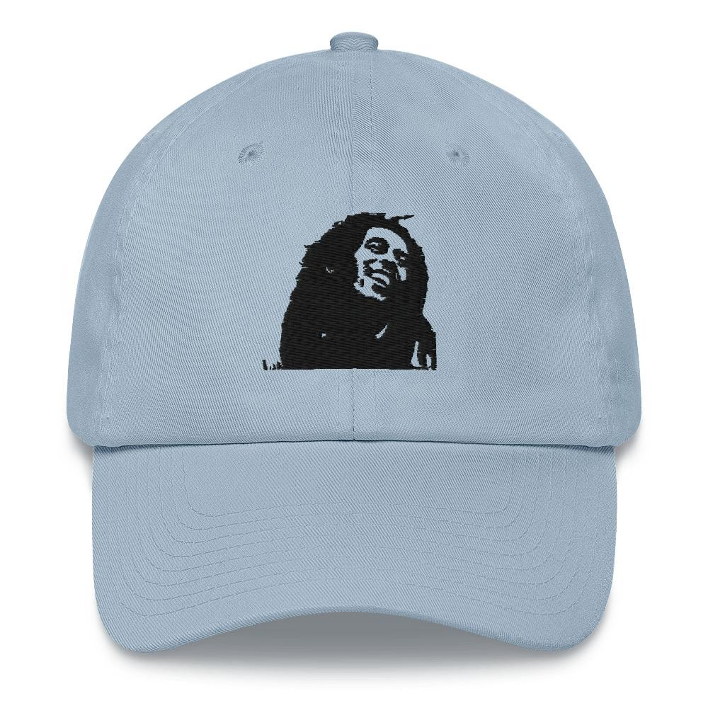 Casquette Rasta  Bob Marley (Baseball)