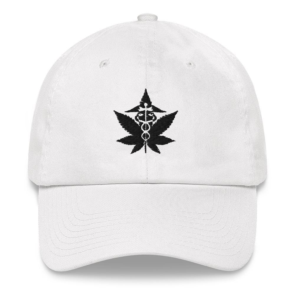 Casquette Rasta  Parapharma-Weed (Baseball)