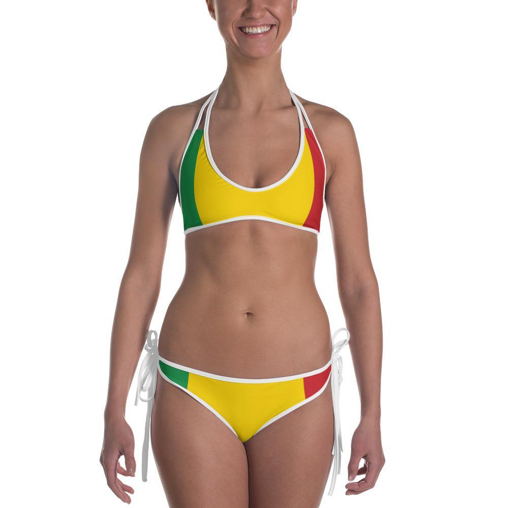 Maillot De Bain Rasta  Rastafari (Bikini)
