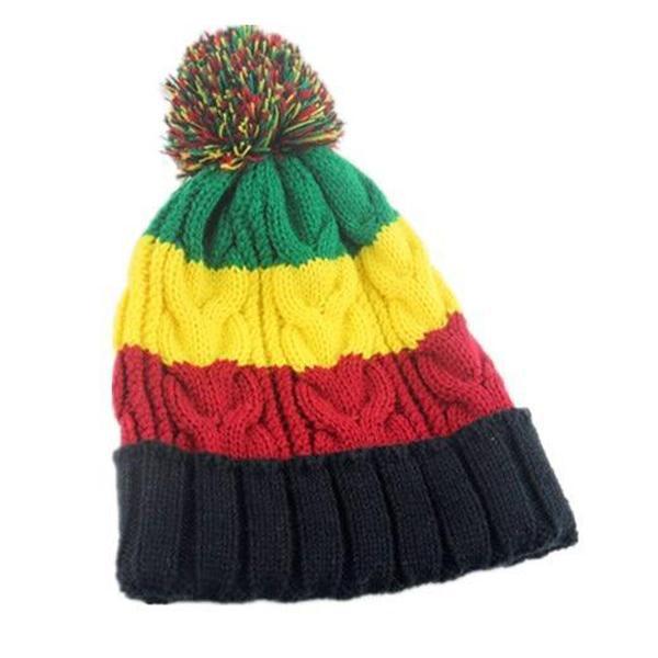 Bonnet Rasta  Zion (Pompon)