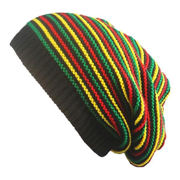 Bonnet Rasta  Style Reggae (Long)
