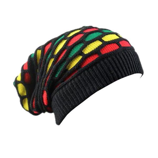 Bonnet Rasta  Style Rasta (Long)