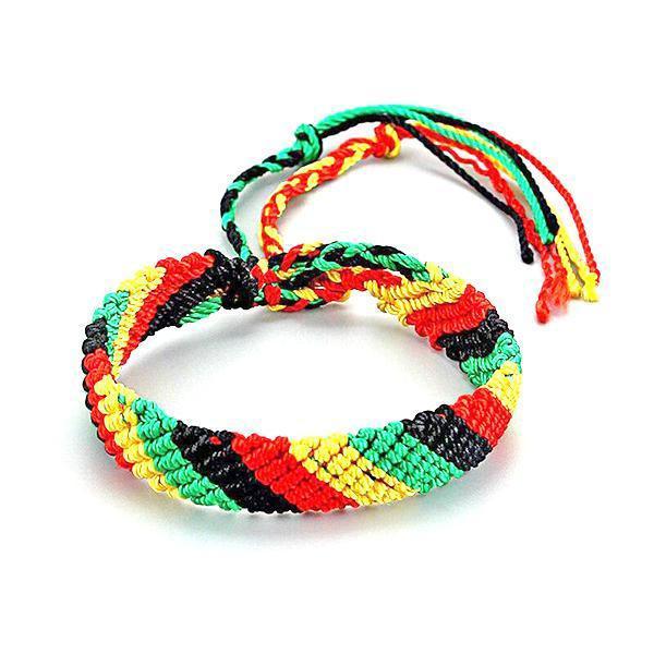 Bracelet Rasta  Style Rasta (Brésilien)