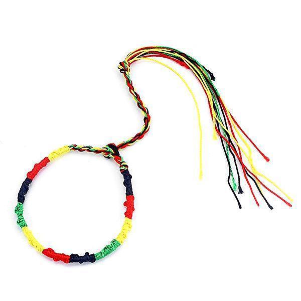 Bracelet Rasta  Femme Délice (Brésilien)