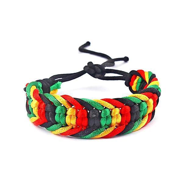 Bracelet Rasta  Reggae (Brésilien)