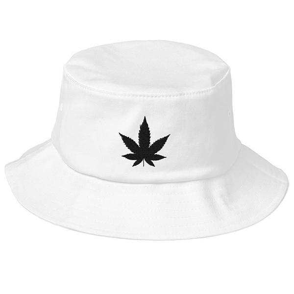 Chapeau Rasta  Feuille Cannabis