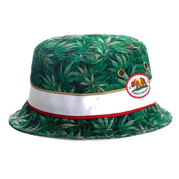 Chapeau Rasta  Cannabis Old School
