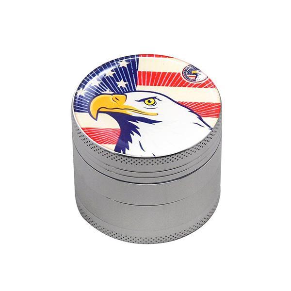 Grinder Rasta  Aigle USA (4 Pièces)