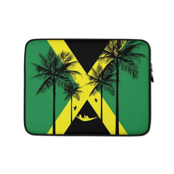 Housse PC Rasta  Jamaïque Style