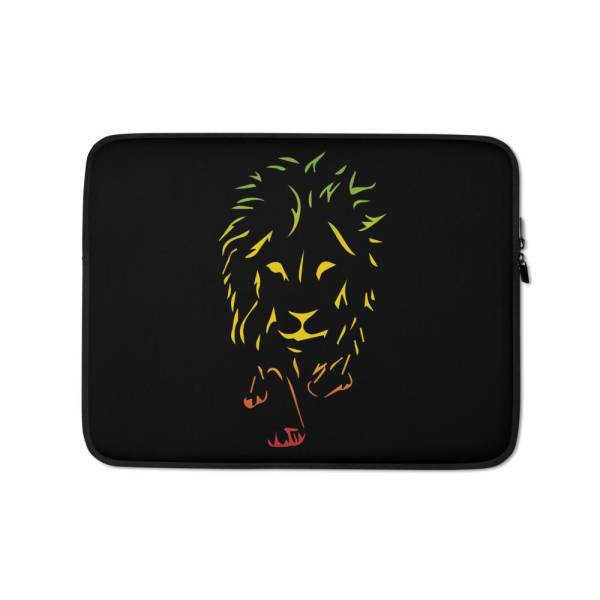 Housse PC Rasta  Lion Discret