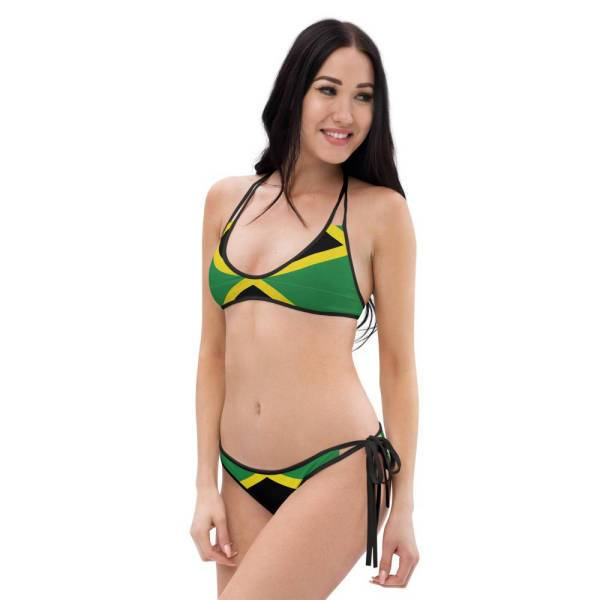 Maillot De Bain Rasta  Femme Jamaïque (Bikini)