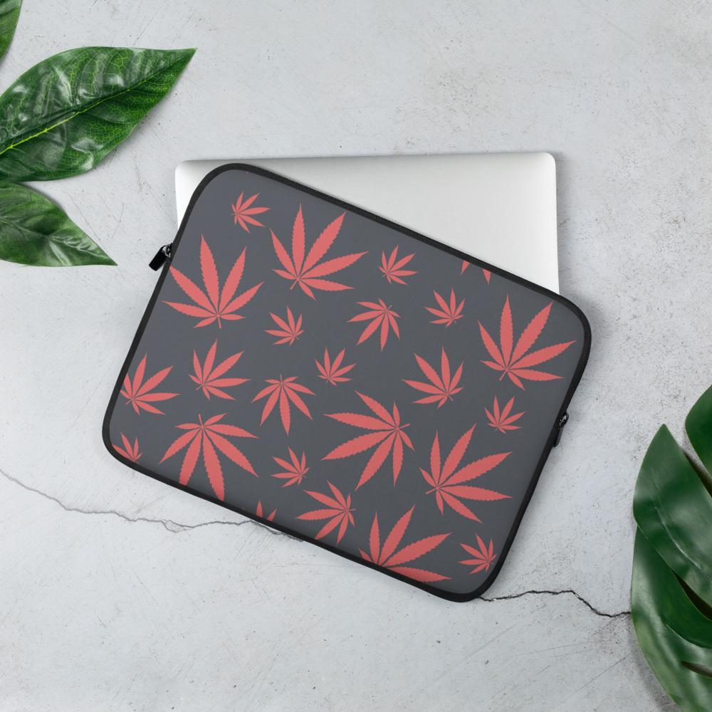 Housse PC Rasta  Mosaïque Cannabis