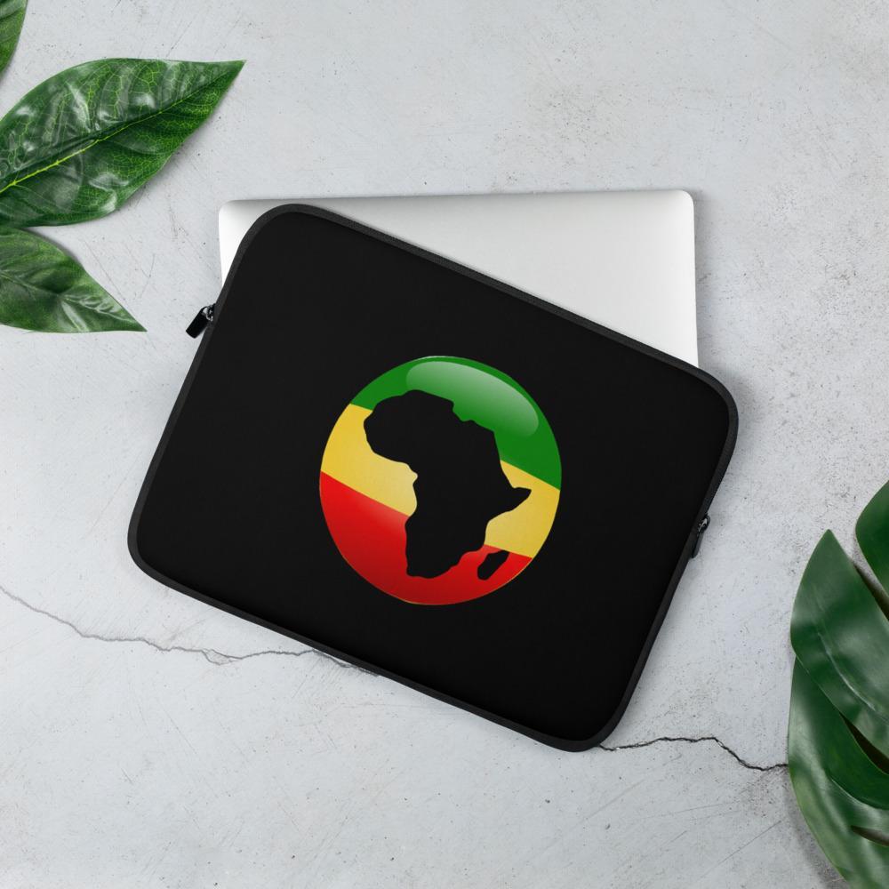 Housse PC Rasta  Afrique