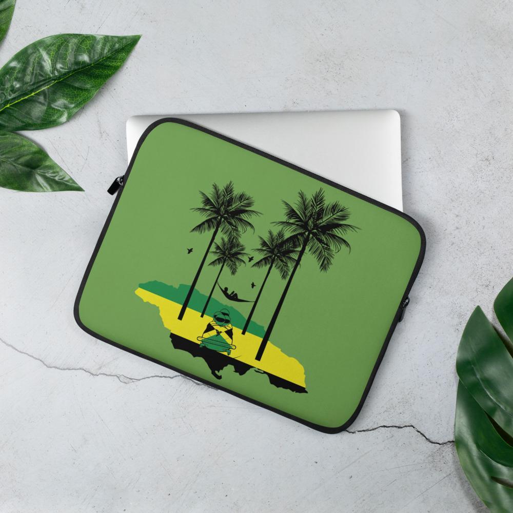 Housse PC Rasta  Go Jamaïque