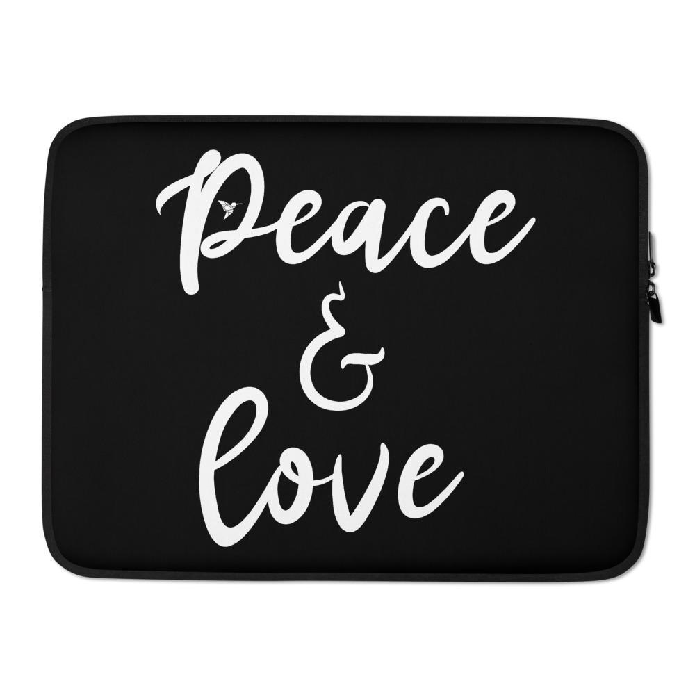 Housse PC Rasta  Peace & Love