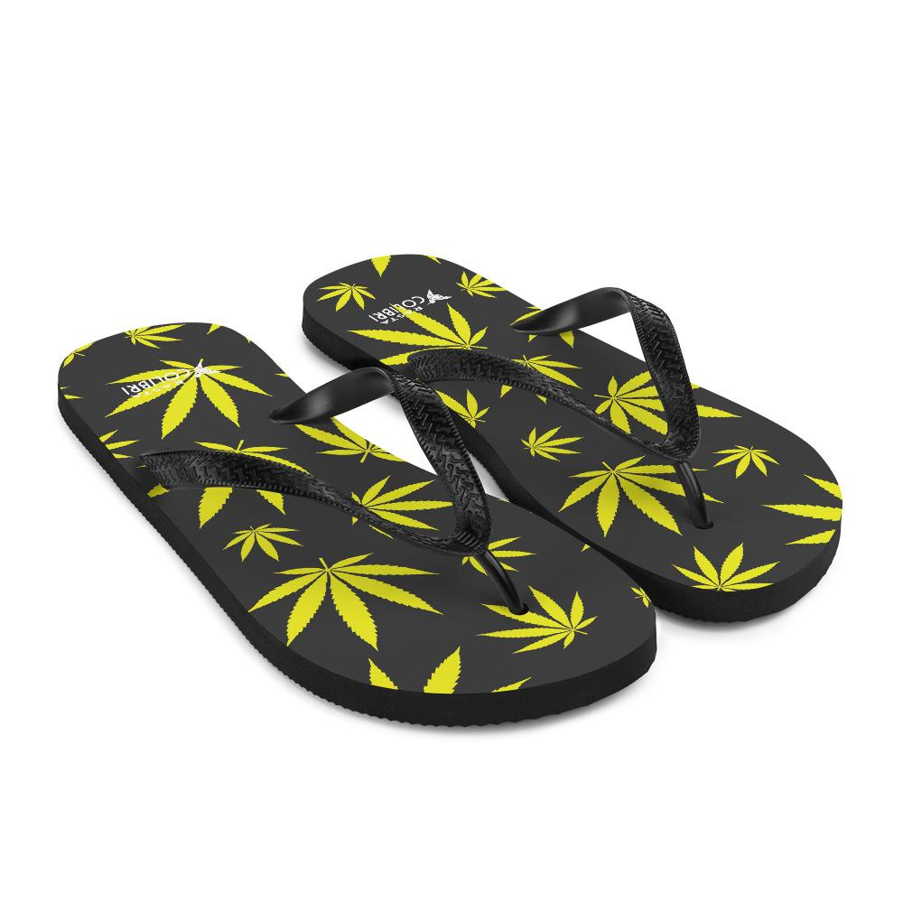 Tongs Rastas  Cannabis Estival