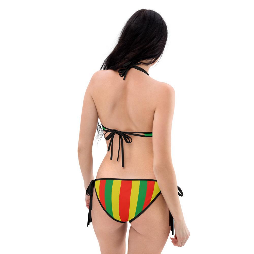 Maillot De Bain Rasta  Reggae Dub (Bikini)