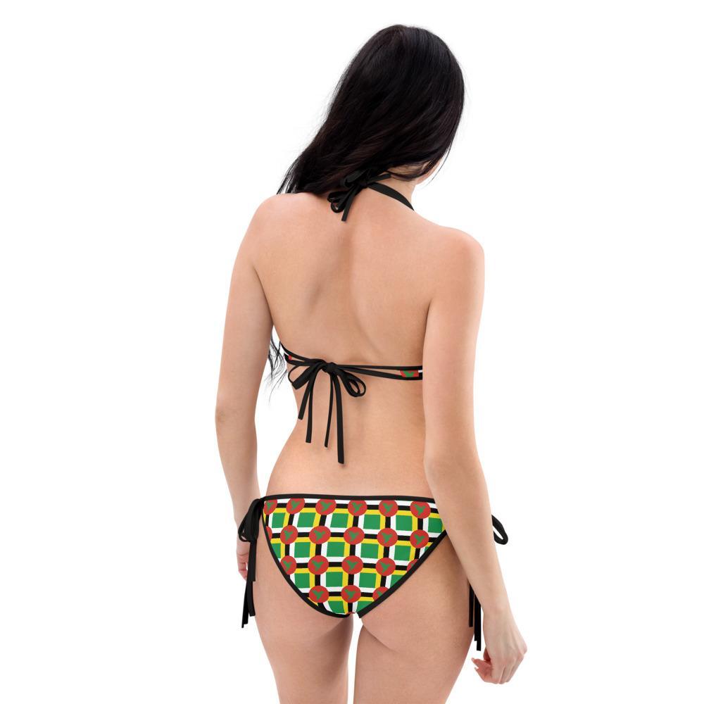Maillot De Bain Rasta  Panafrique (Bikini)