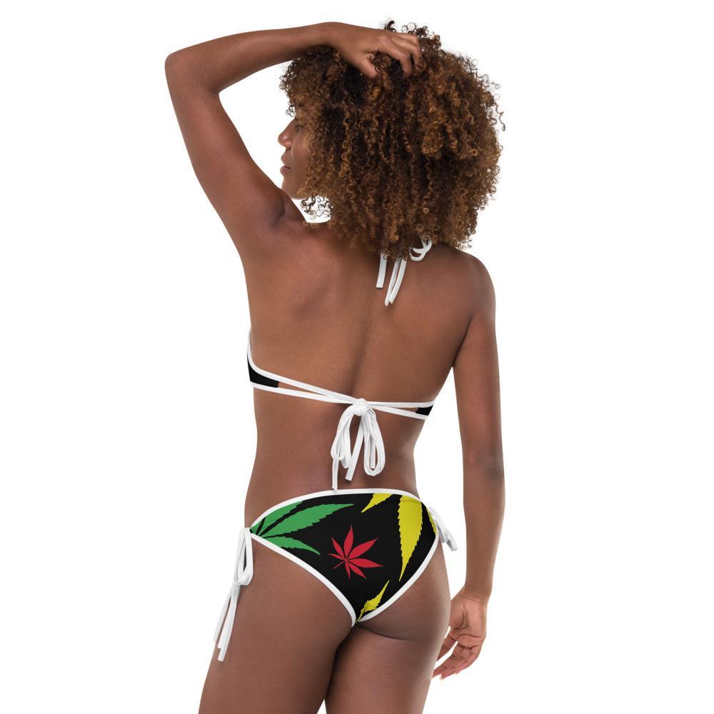 Maillot De Bain Rasta  Reggae (Bikini)