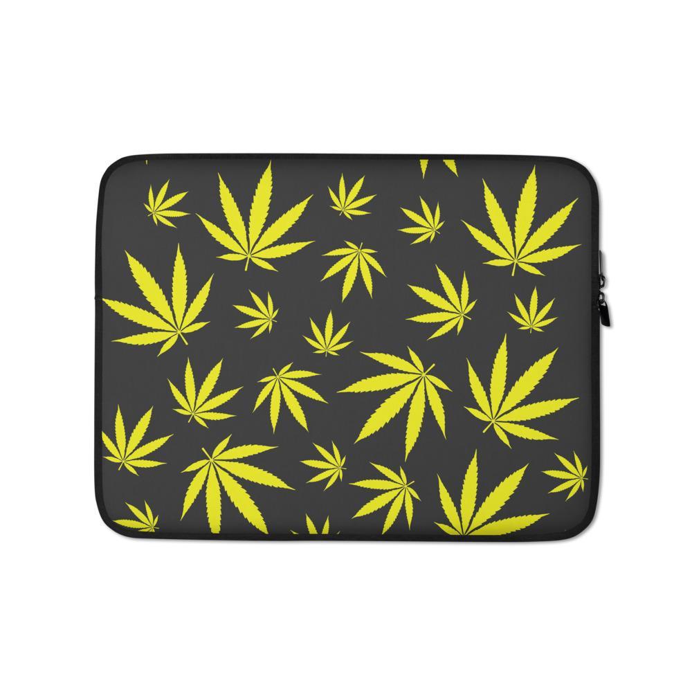 Housse PC Rasta  Plage De Cannabis