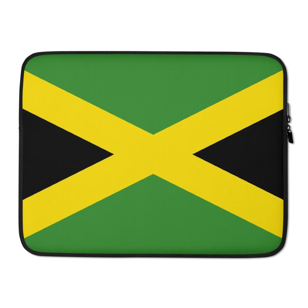 Housse PC Rasta  Drapeau Jamaïque