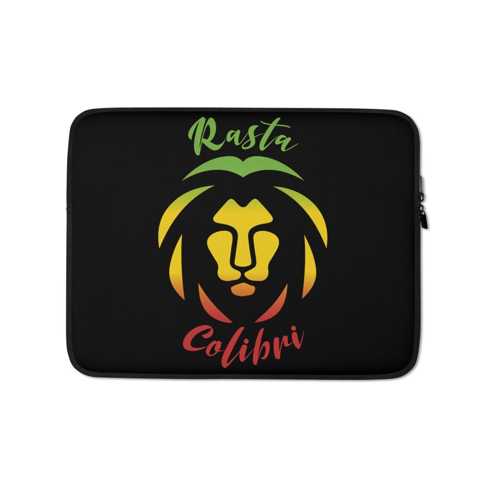 Housse PC Rasta  Lion Panafricain
