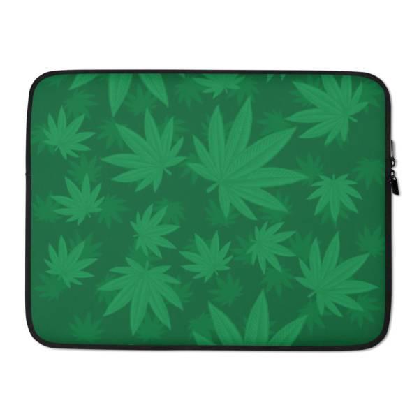 Housse PC Rasta  Forêt De Cannabis