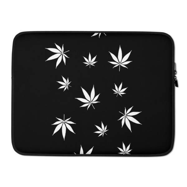 Housse PC Rasta  Weed And Black