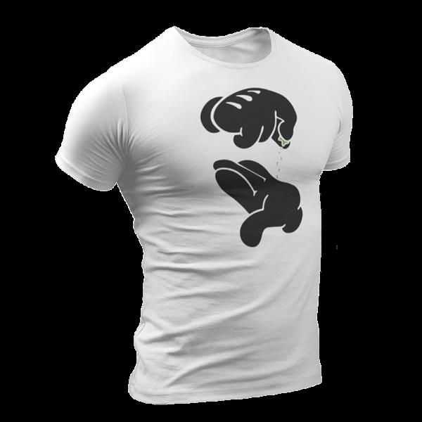 T-Shirt Rasta  Cannabis Cérémonial