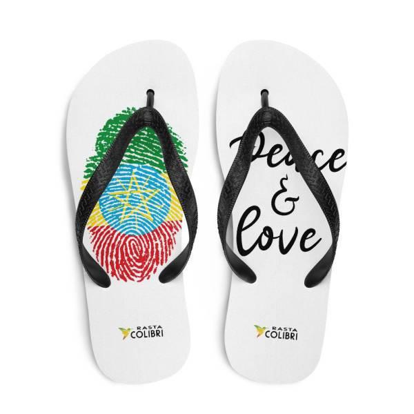 Tongs Rastas  Peace Éthiopie
