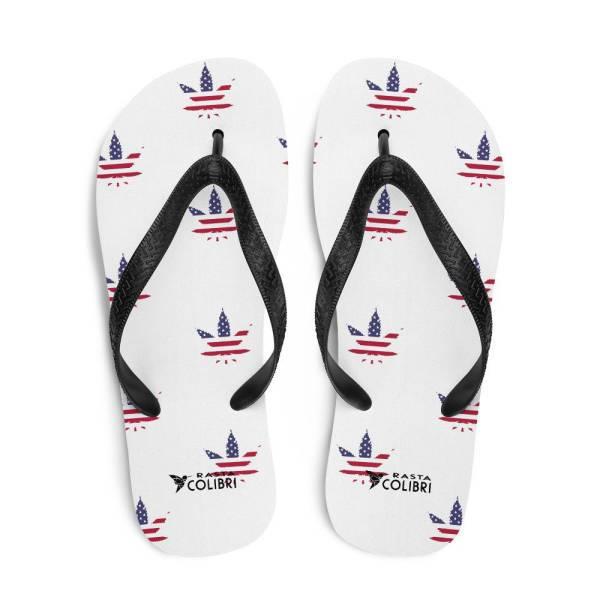 Tongs Rastas  Weed USA