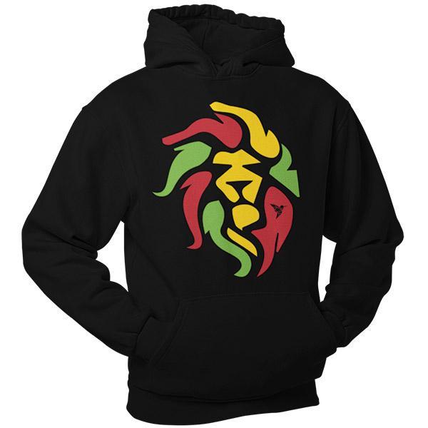 Sweat Rasta  Lion Tricolore