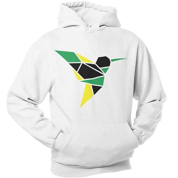 Sweat Rasta  Colibri De Jamaïque