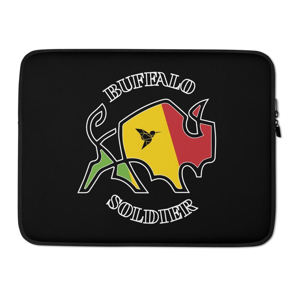 Housse PC Rasta  Buffalo Soldier