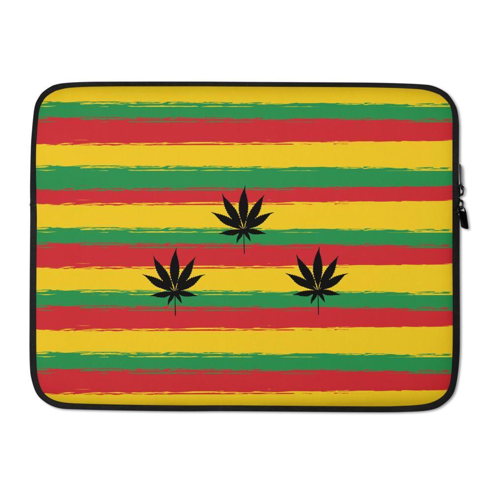 Housse PC Rasta  Cannabis Club