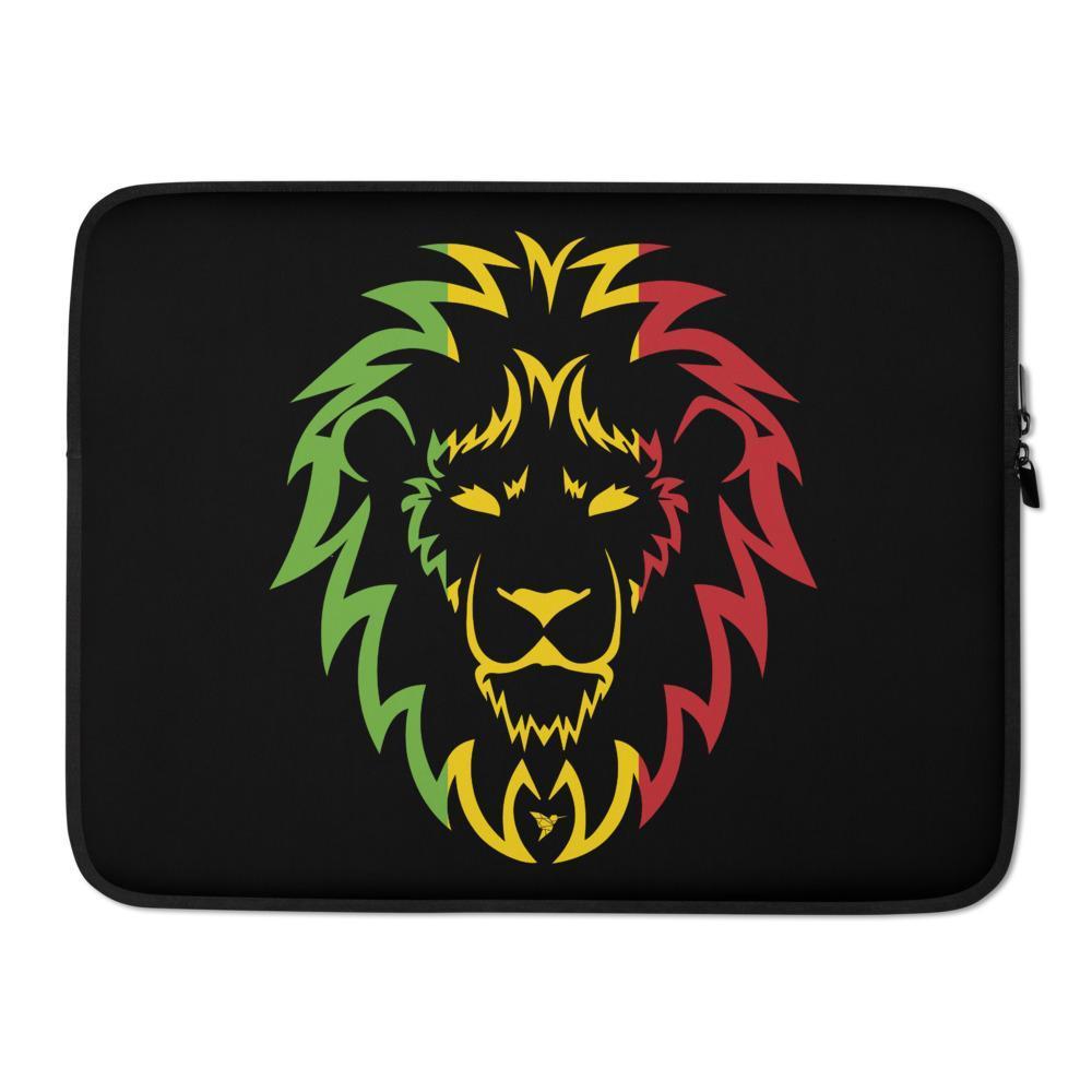 Housse PC Rasta  Lion Ragga