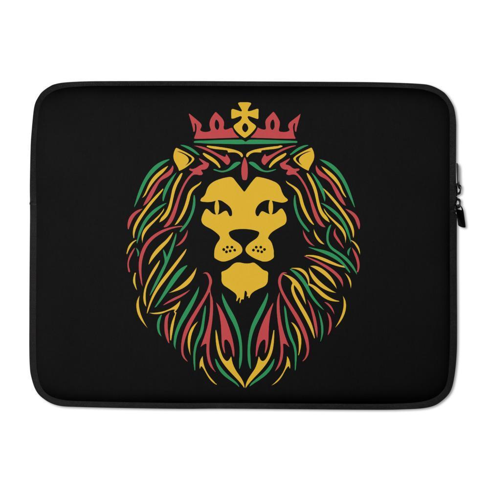 Housse PC Rasta  Lion Reggae