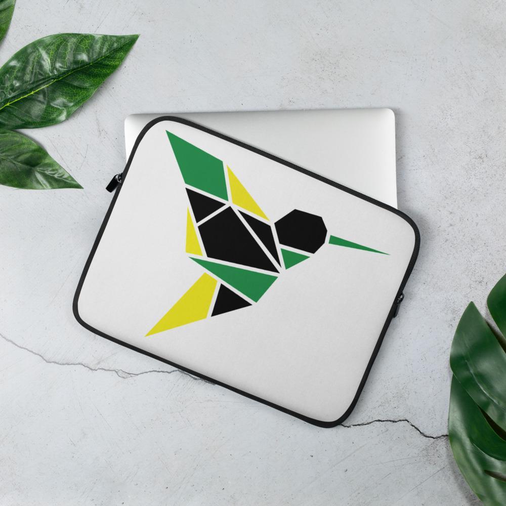 Housse PC Rasta  Colibri Jamaïque