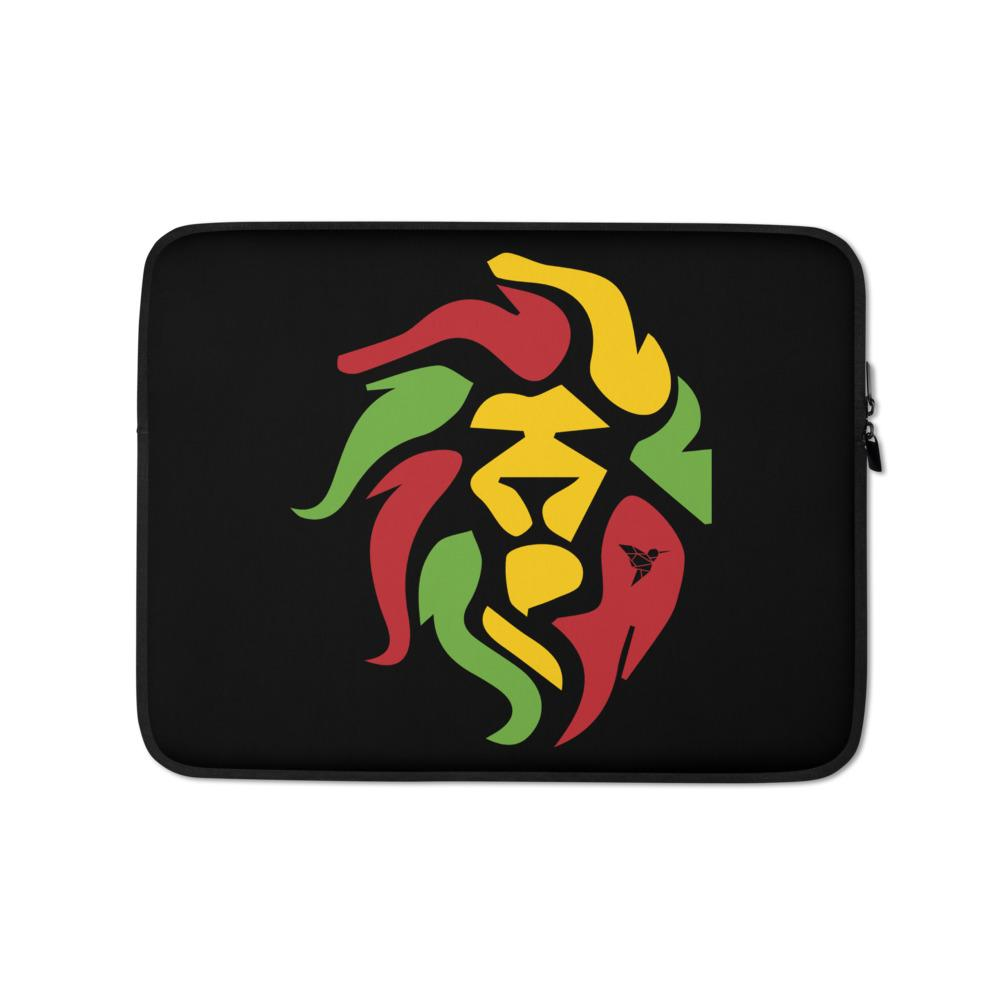 Housse PC Rasta  Lion Rastafari