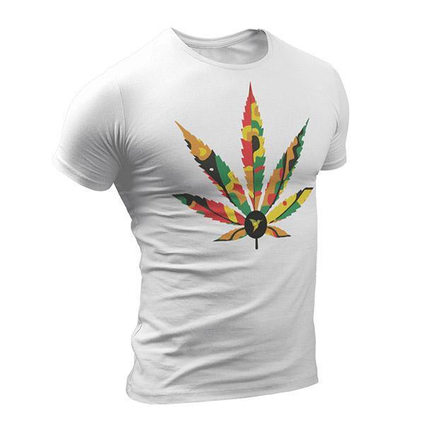 T-Shirt Rasta  Psychédélic