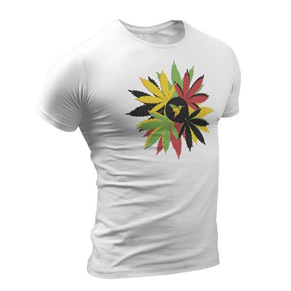T-Shirt Rasta  Tourbillon Couleurs