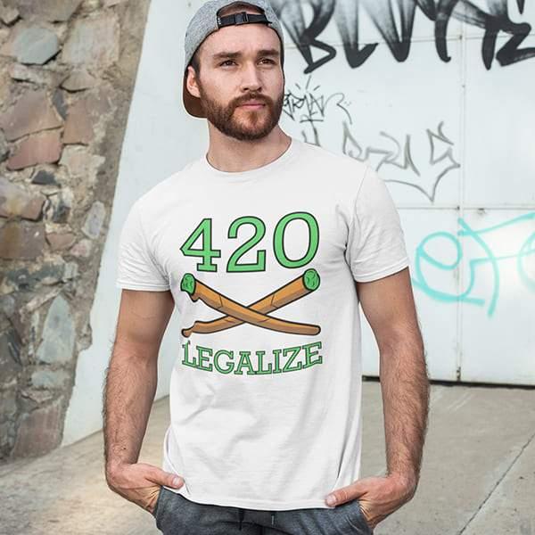 T-Shirt Rasta  420