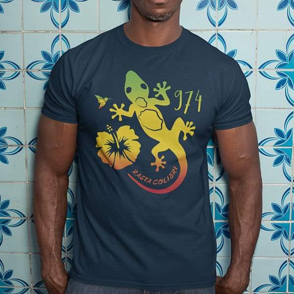 T-Shirt Rasta  974