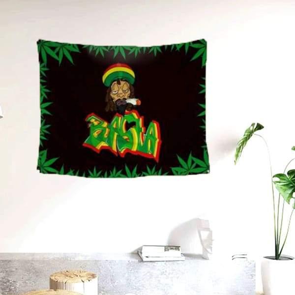 Drapeau Rasta  Rastafarisme